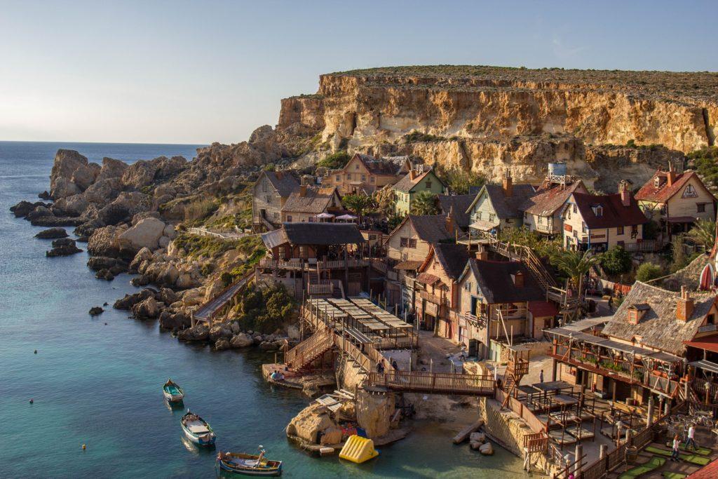 Malta wioska Popeye'a