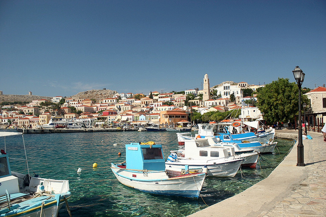 Zatoka Chalki Dodekanez