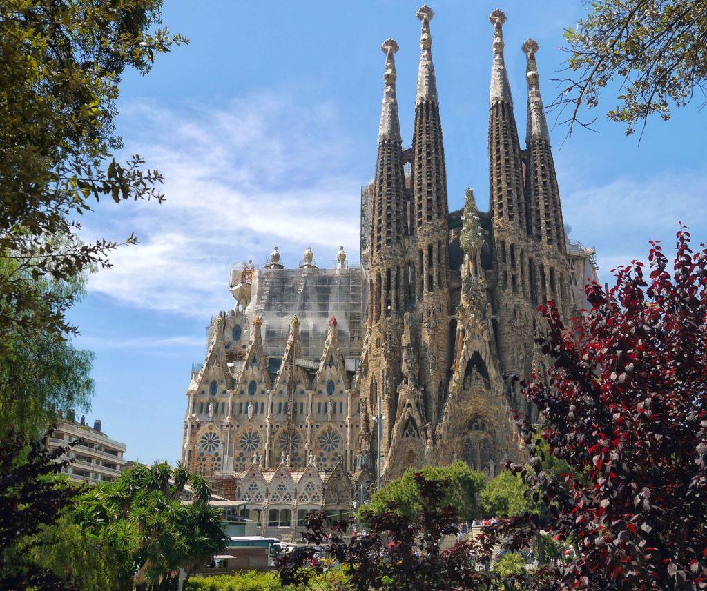 Kościół Sagrada Familia Barcelona zwiedzanie