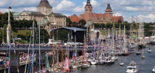 Szczecin atrakcje finał regat