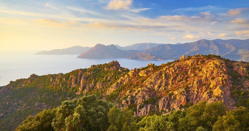 Korsyka zwiedzanie