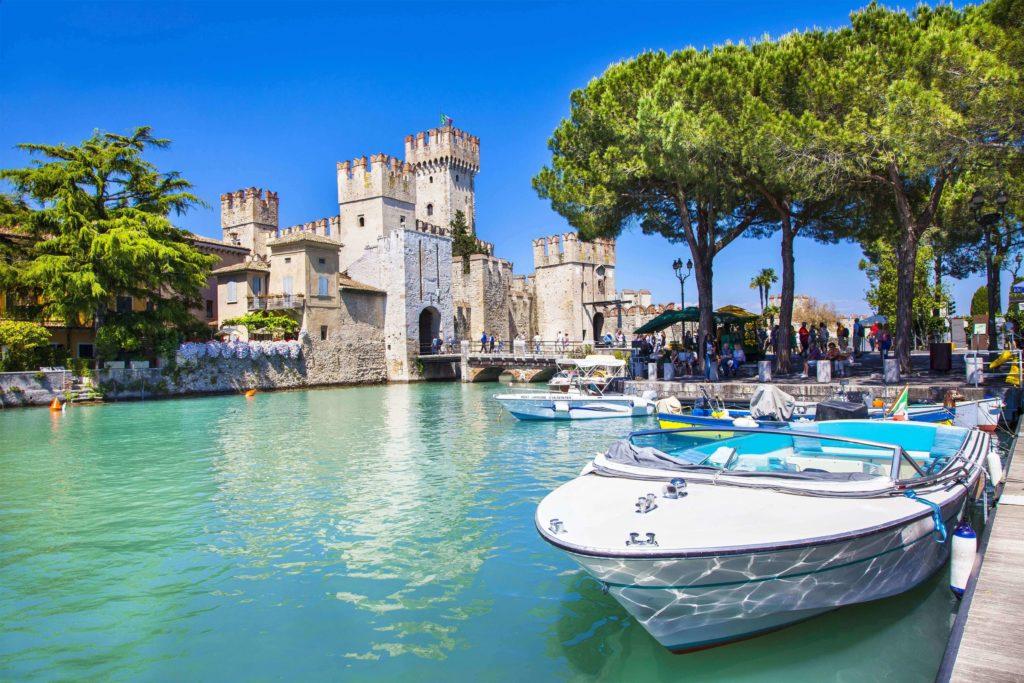 Sirmione Jezioro Garda