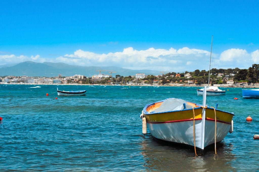 Antibes wynajem łodzi Francja