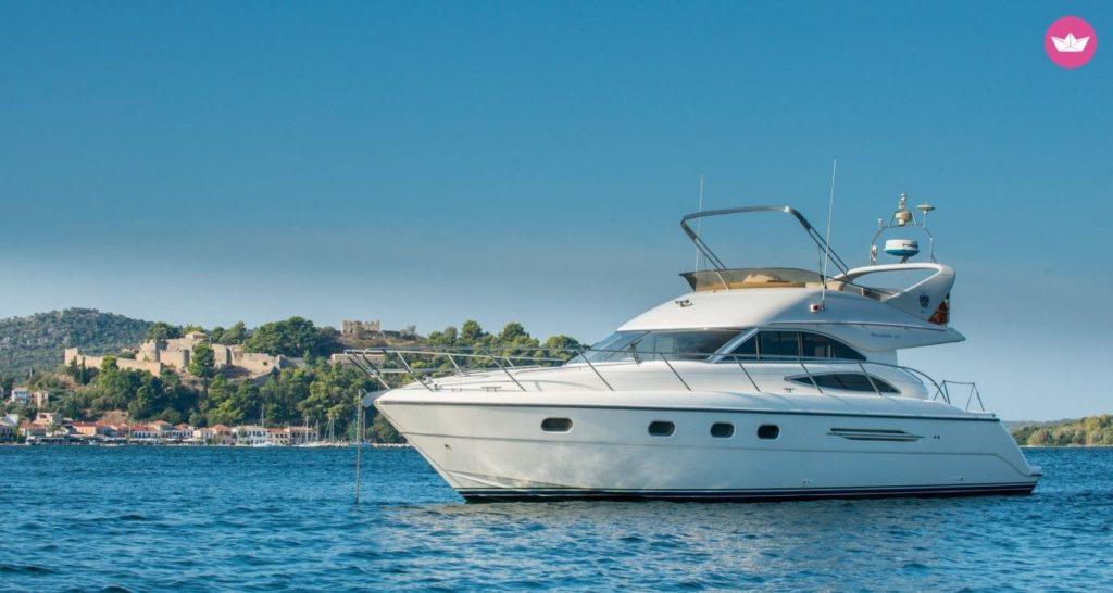 Jacht motorowy Korfu