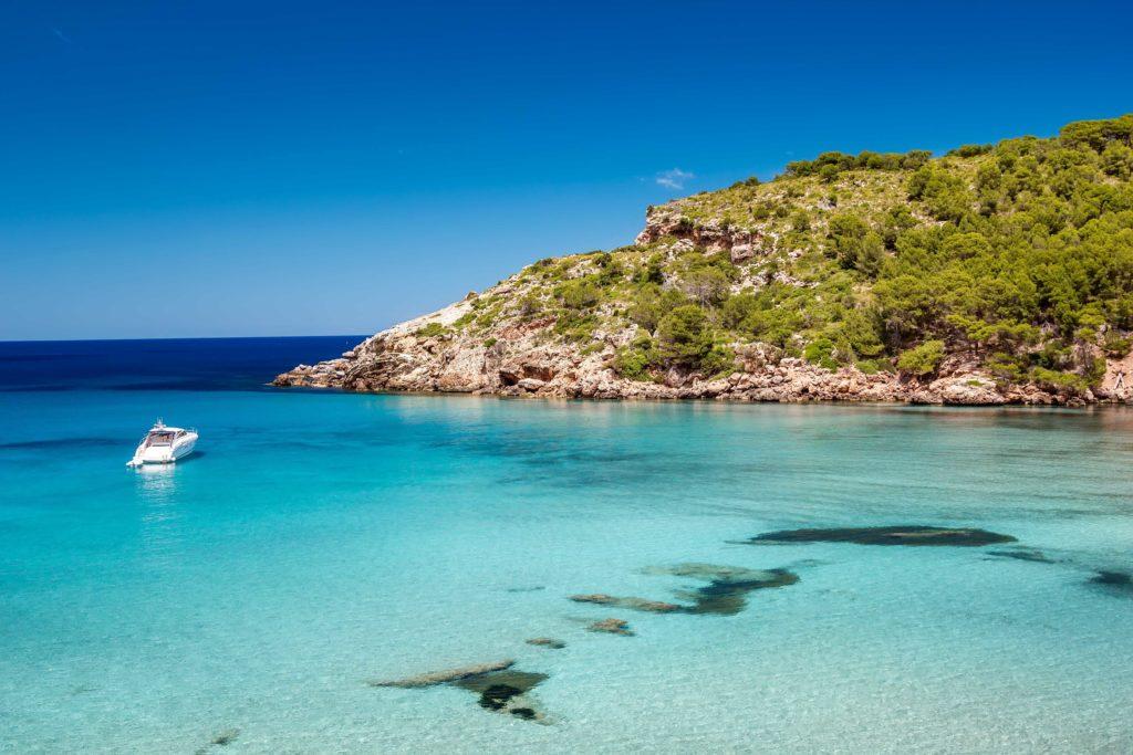 Hiszpania Majorka zatoka