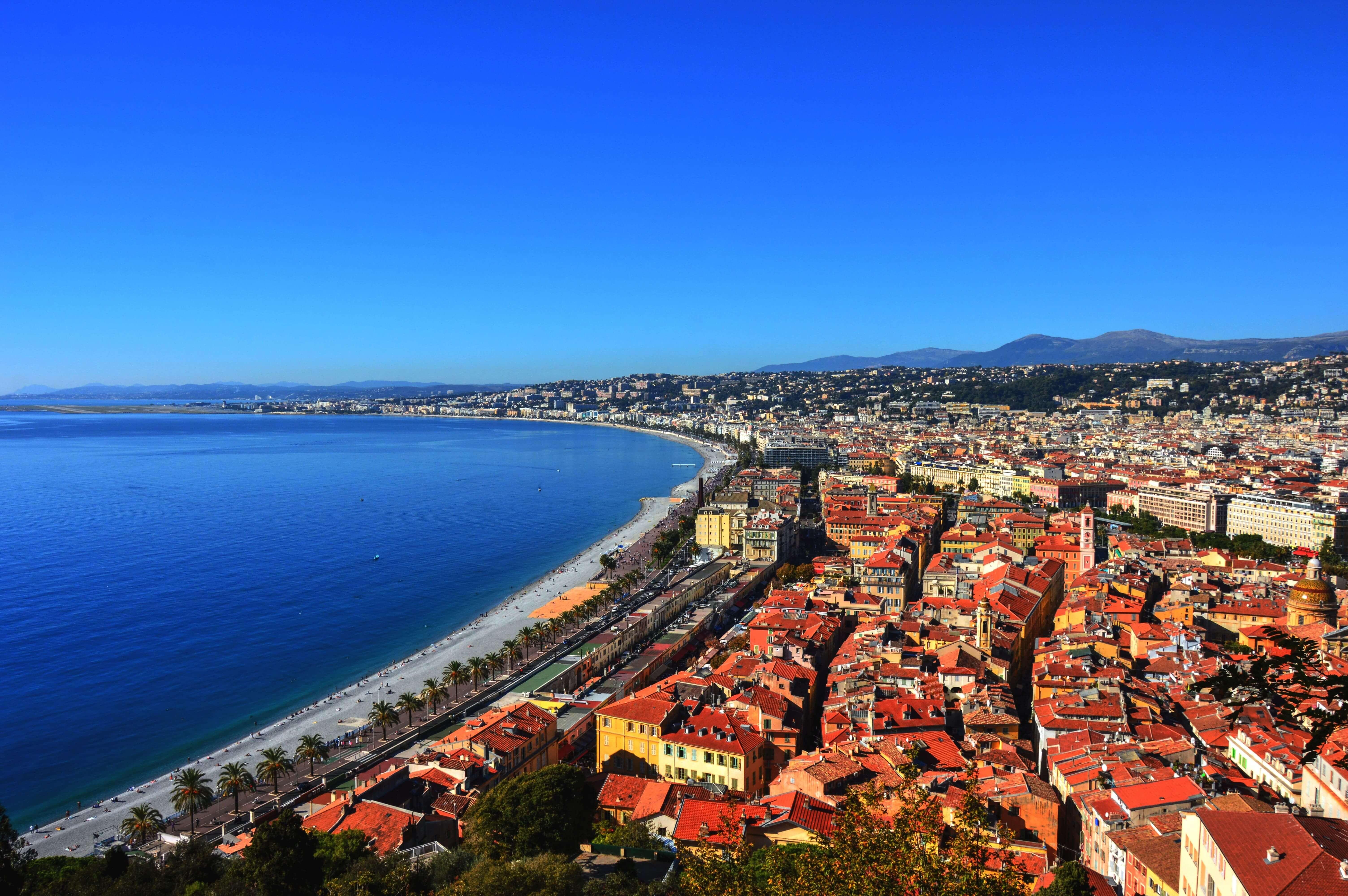 Nicea atrakcje wybrzeże
