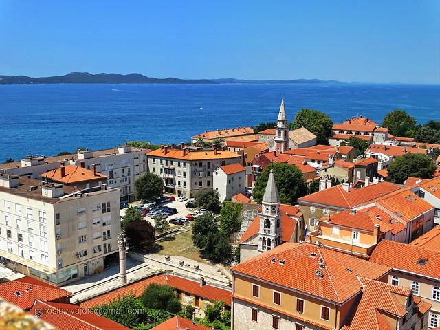 Zadar Chorwacja wynajem łodzi