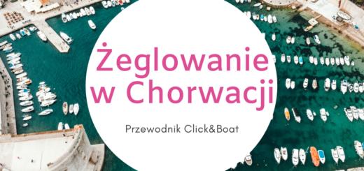 Chorwacja czarter jachtu żeglowanie