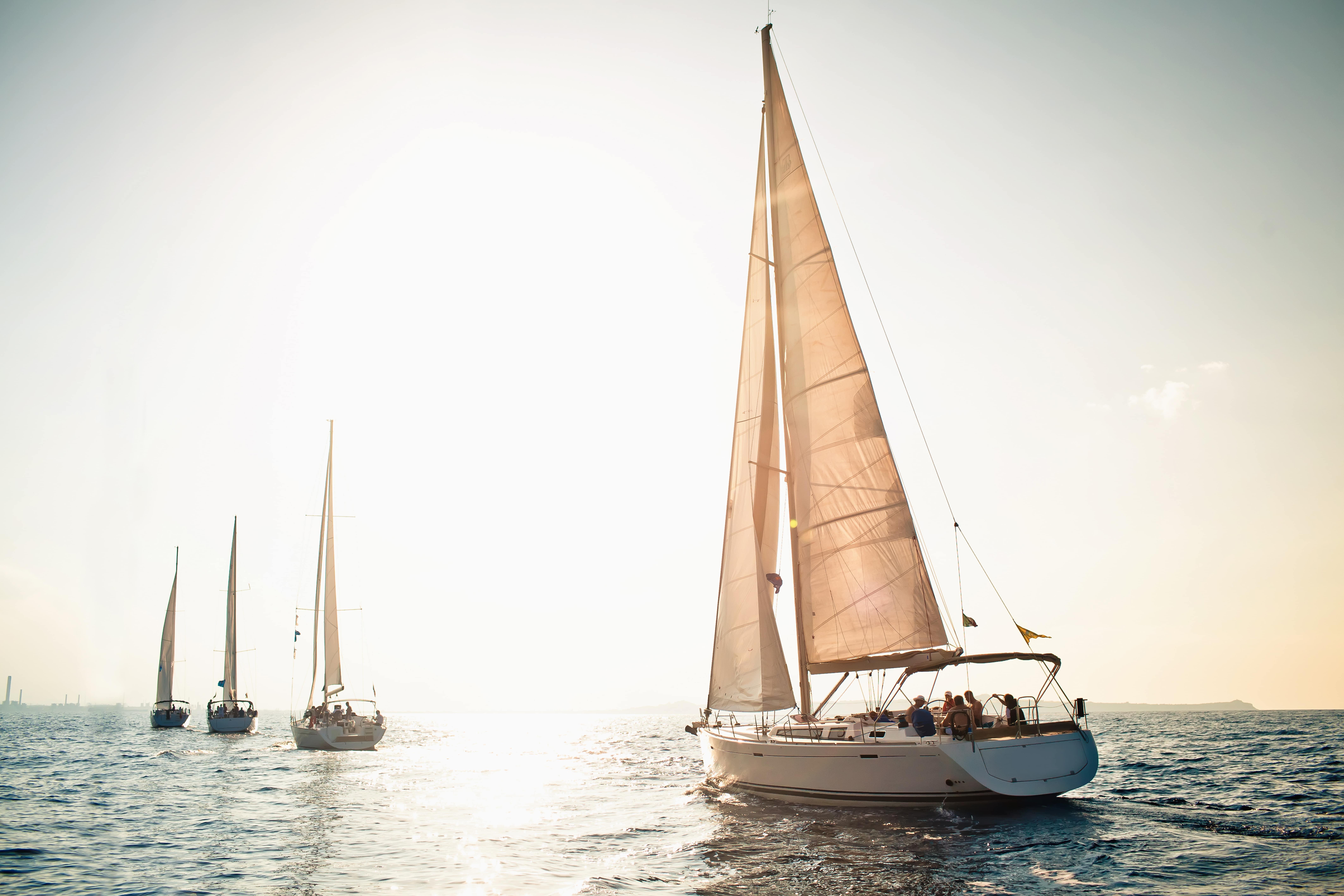 Rejs jachty żagle