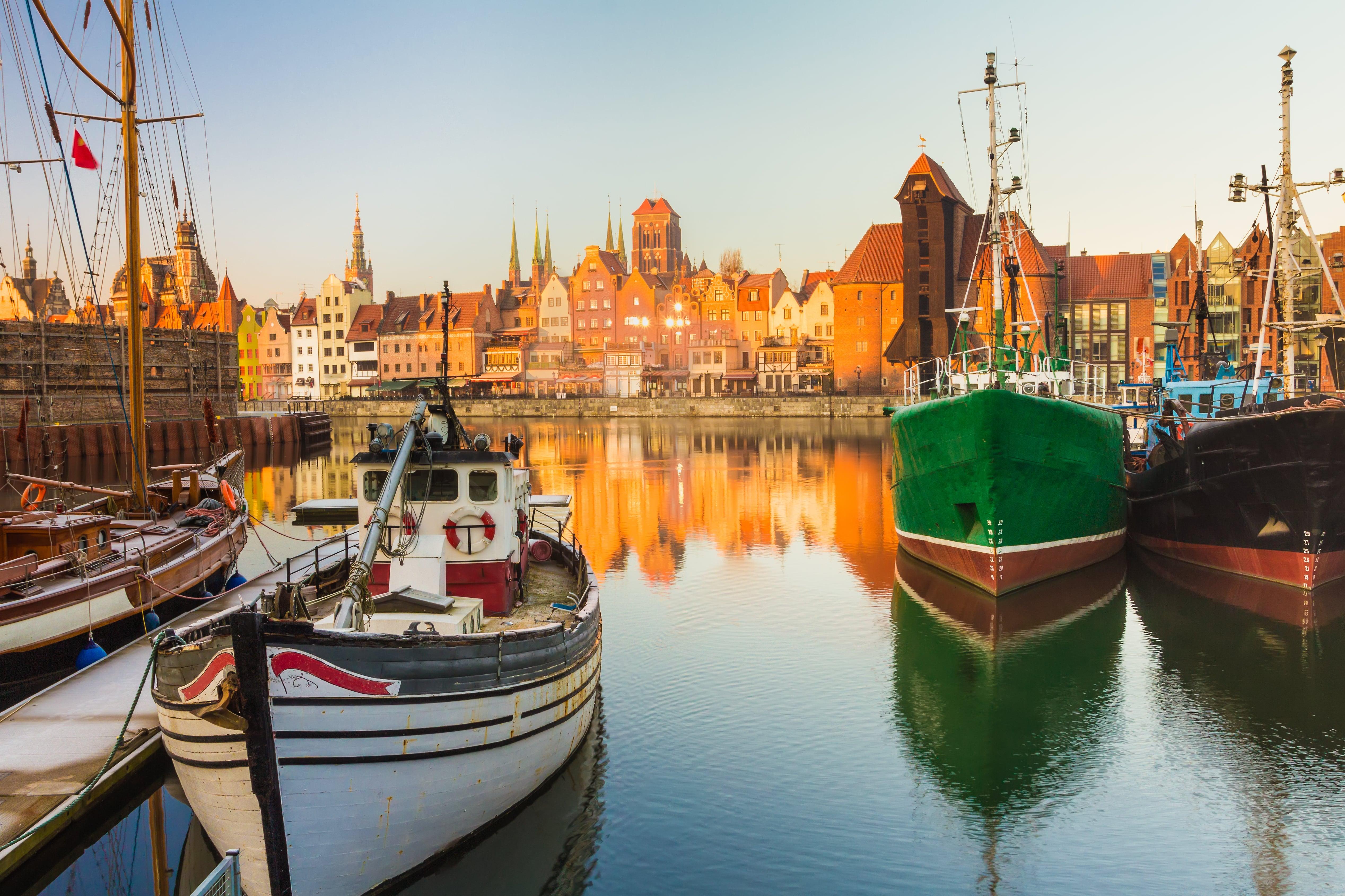 Żeglowanie na Bałtyku Gdańsk