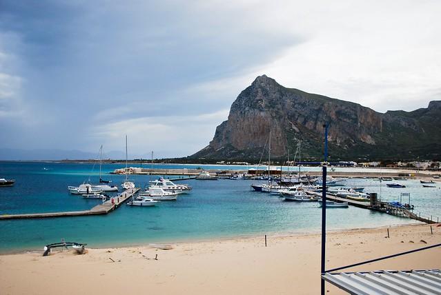 Plaża Zwiedzenie Sycylii