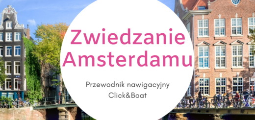 Amsterdam łodzią okładka