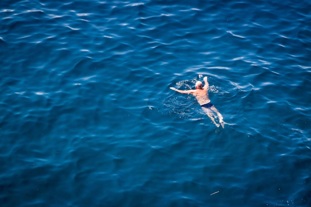 Chorwacja plaże kąpiel