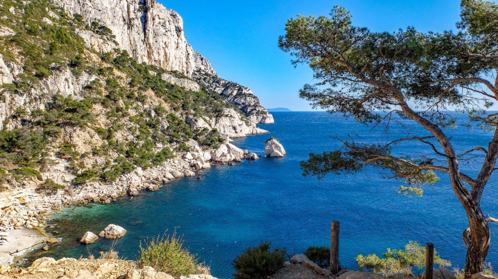 Wybrzeże Marsylia