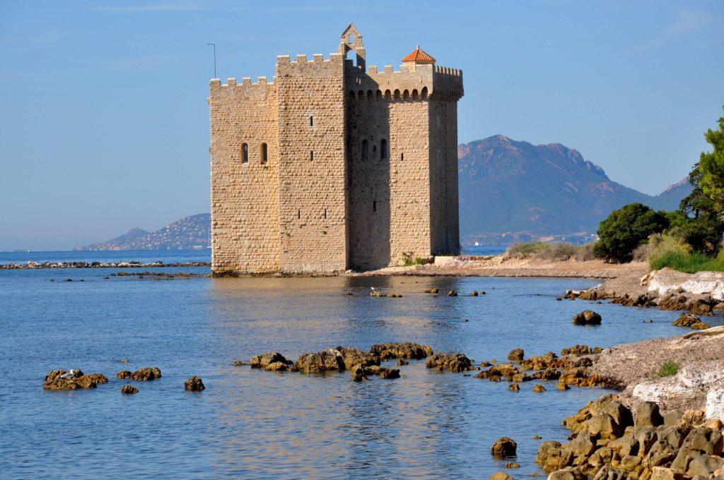 Fort Wyspy Leryńskie Francja