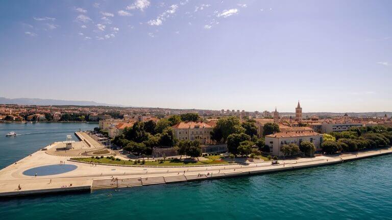 Czarter jachtu Chorwacja Zadar