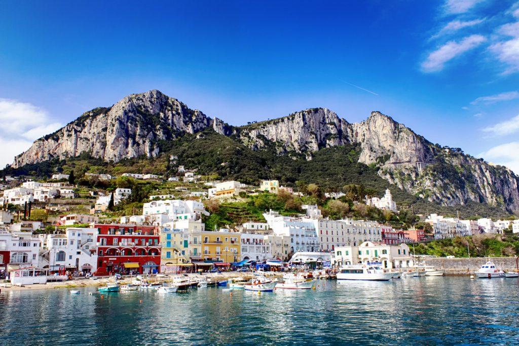Capri przystań