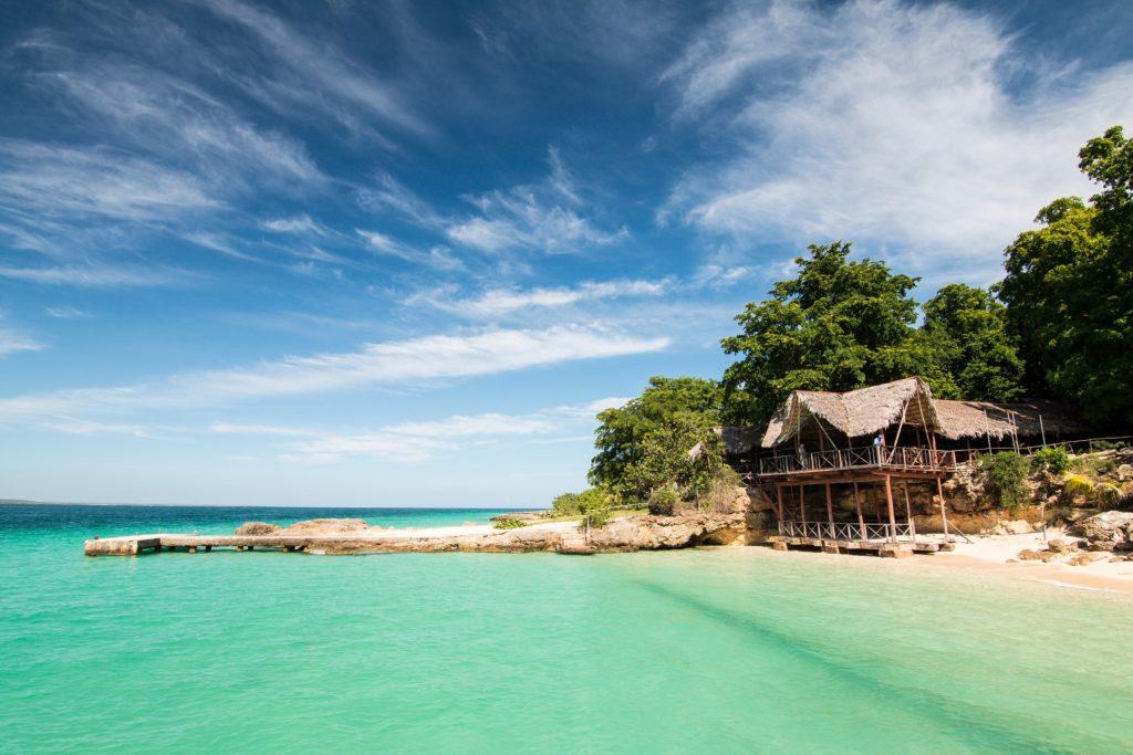 Kuba plaża morze
