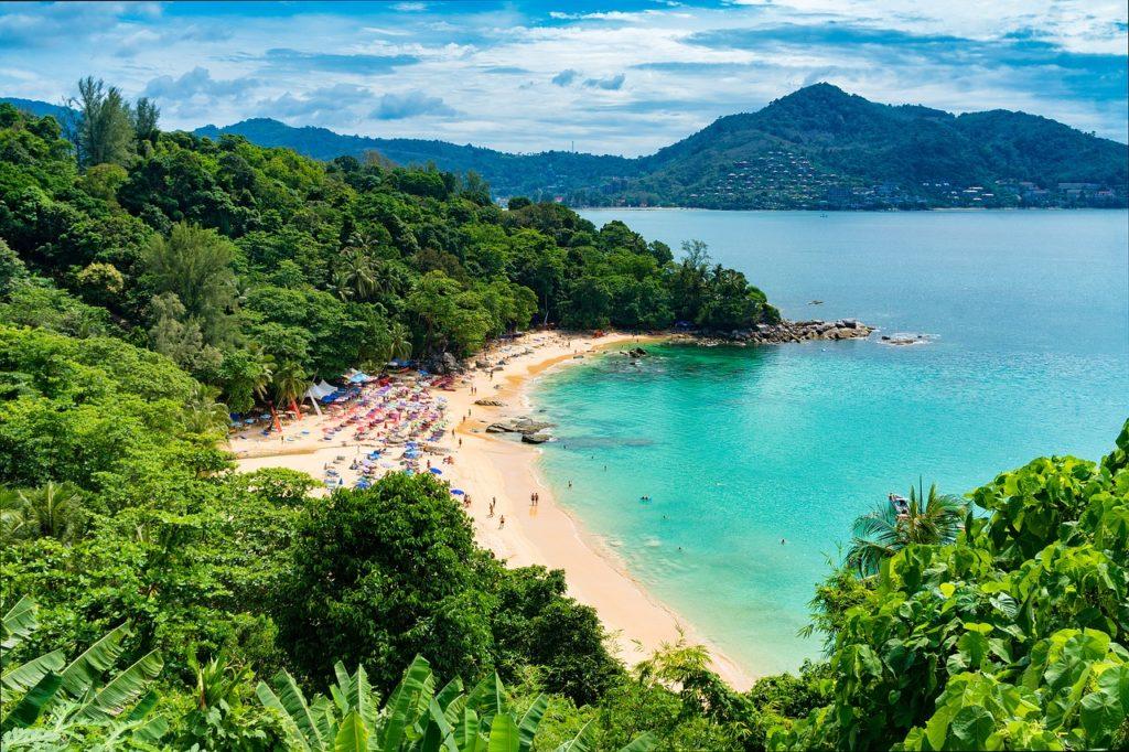 tajlandia plaża słońce