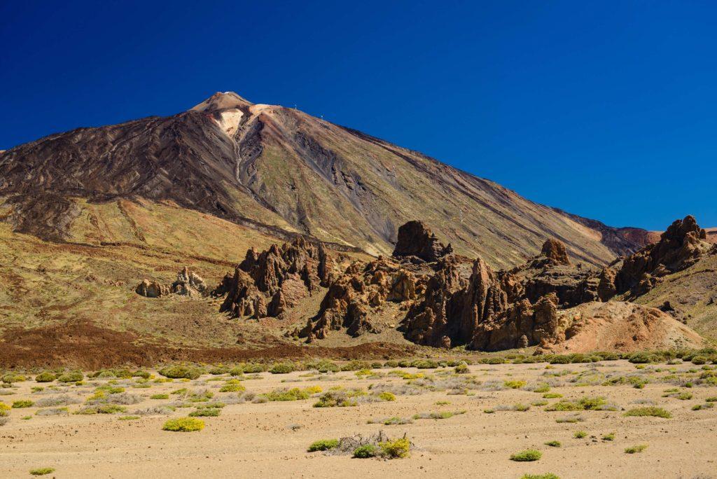 wakacje na teneryfie wulkan teide