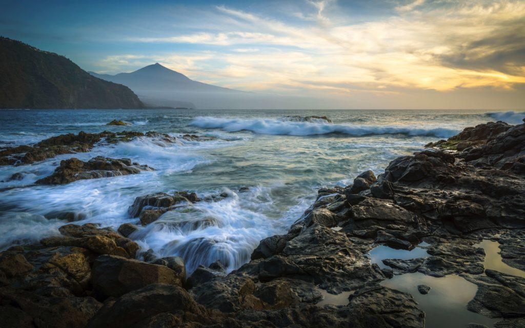 teneryfa wybrzeże