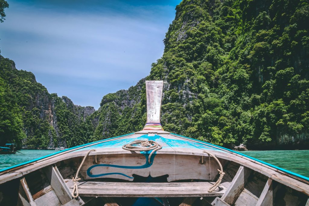 tajlandia łódź