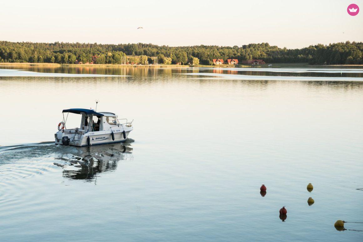 łódź bez patentu mazury