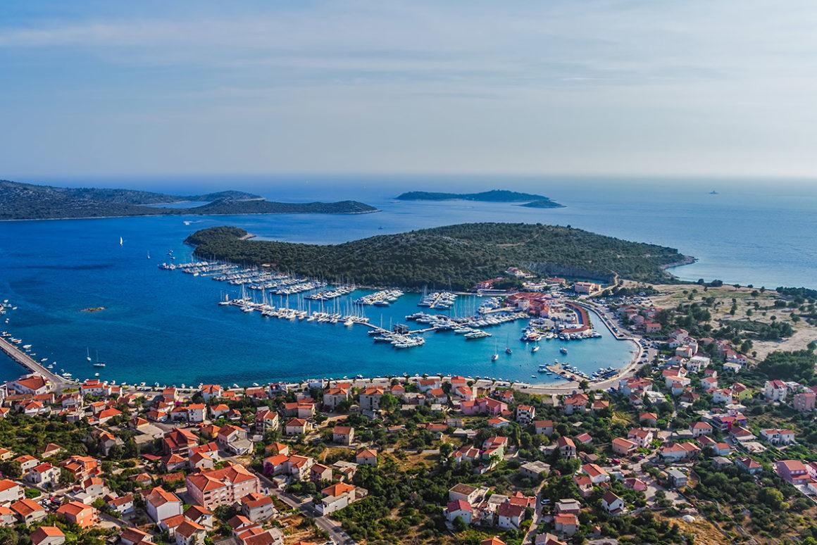 chorwacja jachty chorwackie wyspy