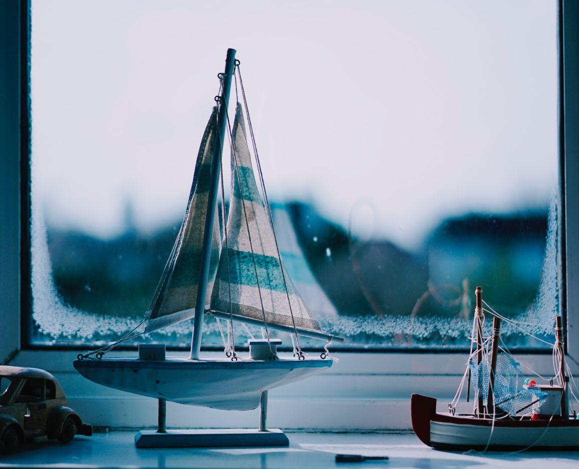 żeglarskie gadżety modele jachtów