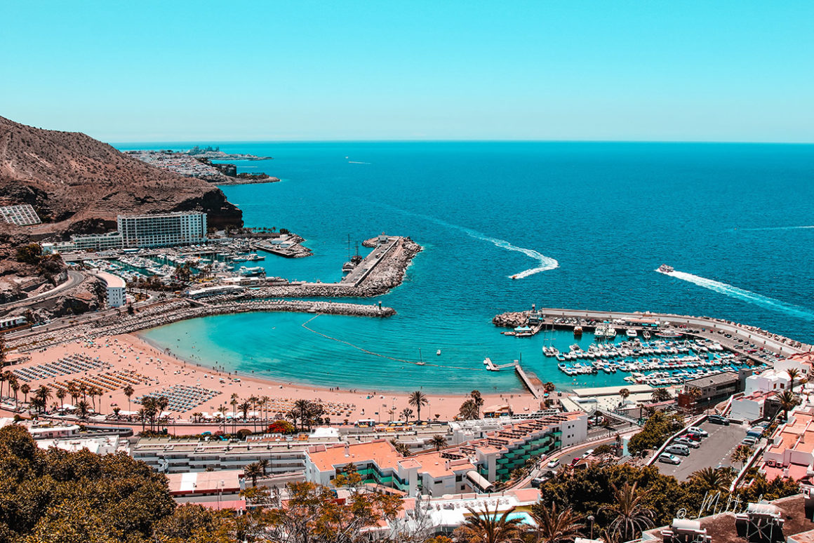 port jachty gran canaria