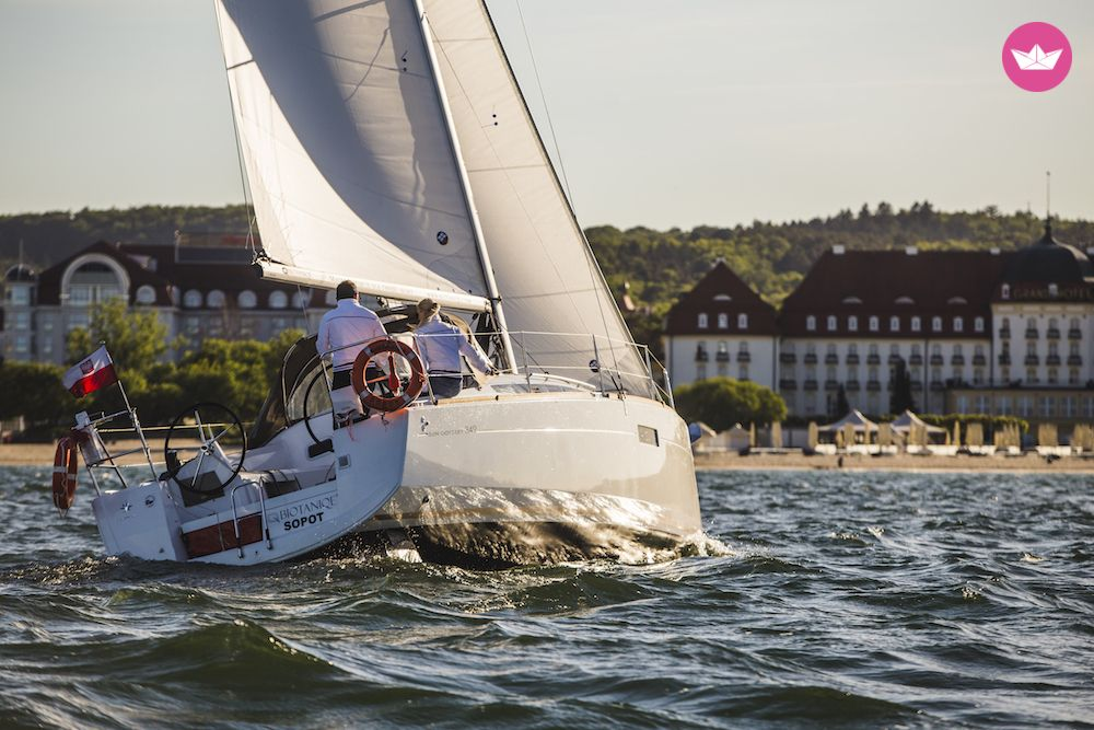 czarter jachtów online sopot