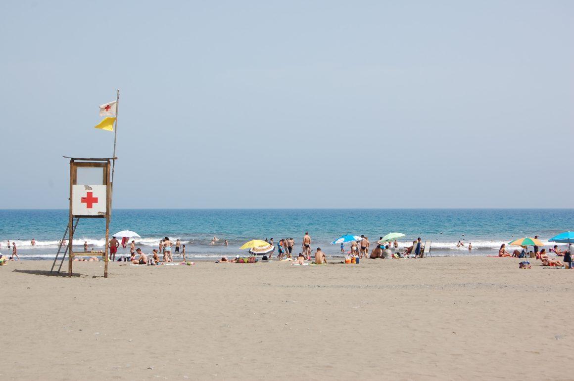 plaża gran canaria