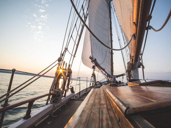 jacht żagiel