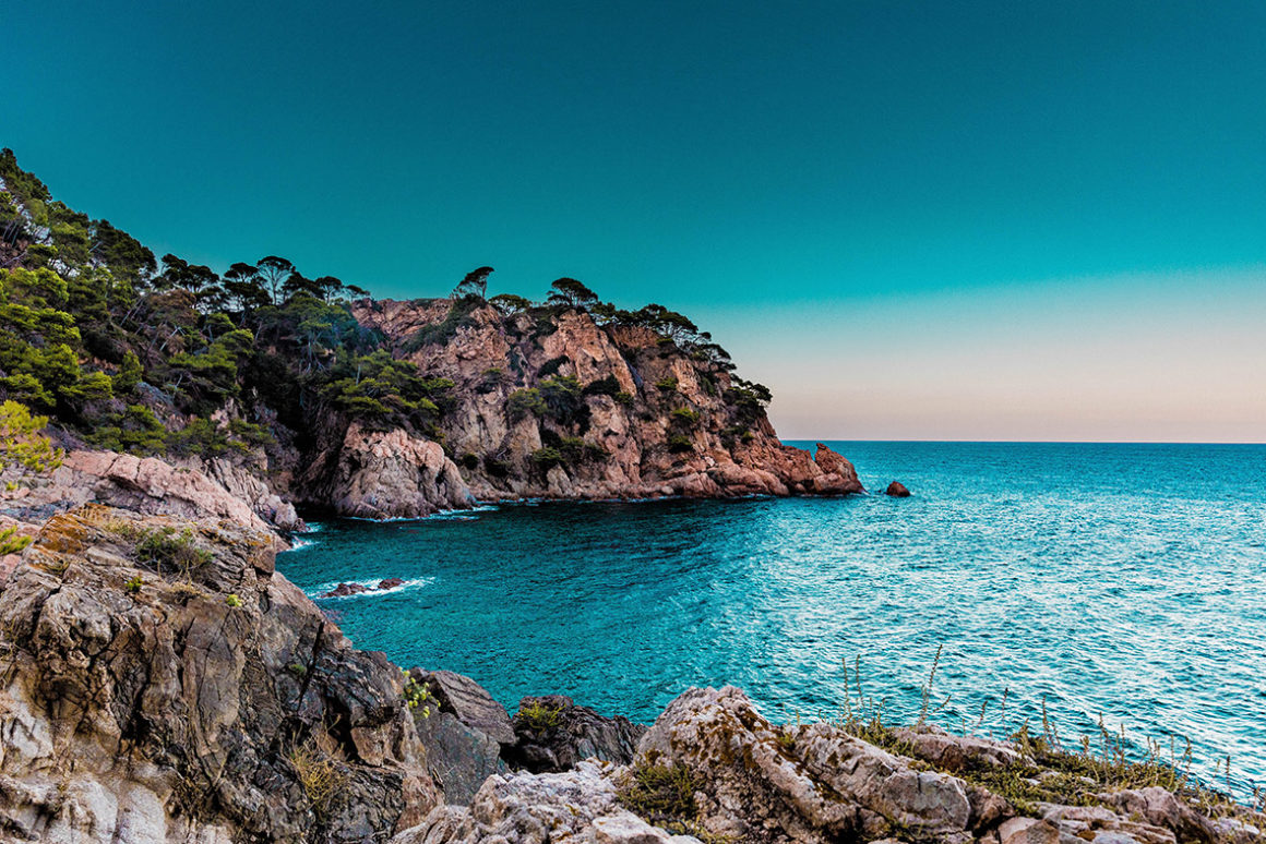 wybrzeże hiszpania