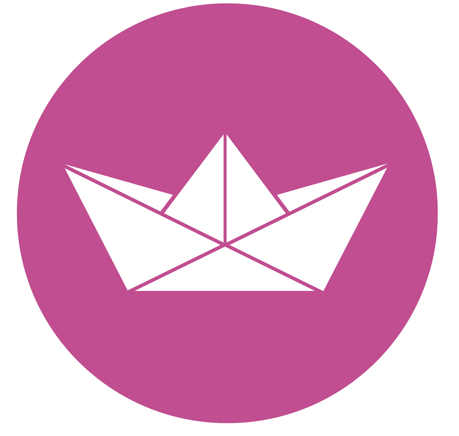 okrągłe logo clickandboat