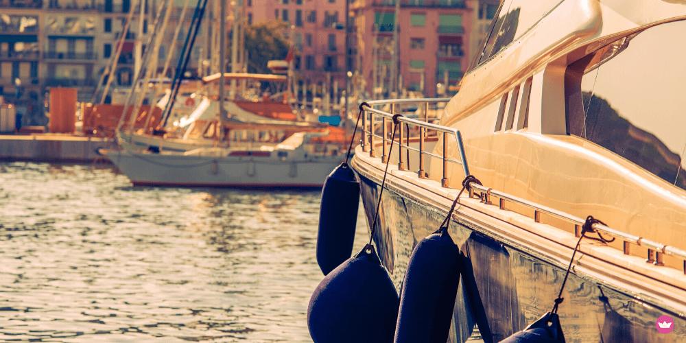 jachty marina targi