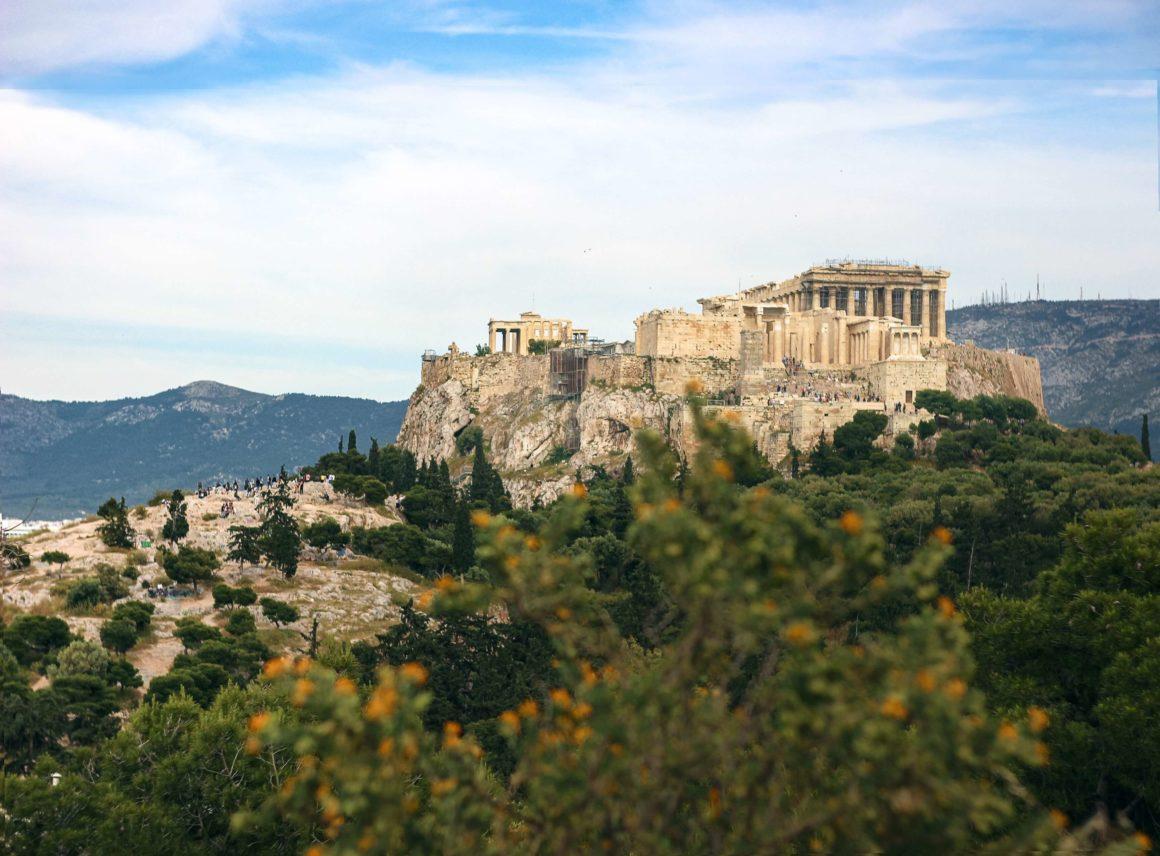 ateny - co zobaczyć akropol