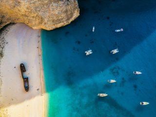 czarter jachtów grecja