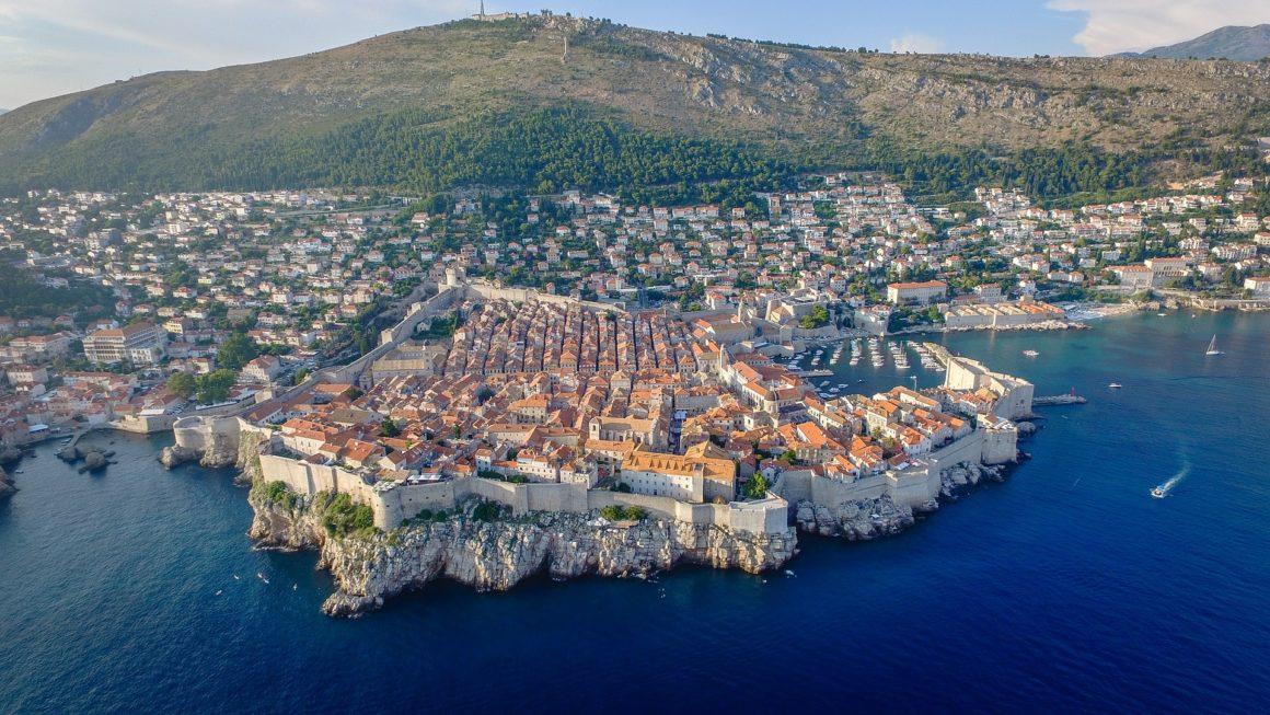 najpiękniejsze miejsca w Chorwacji Dubrownik