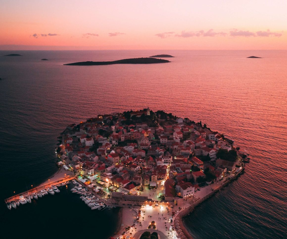 najpiękniejsze miejsca w Chorwacji