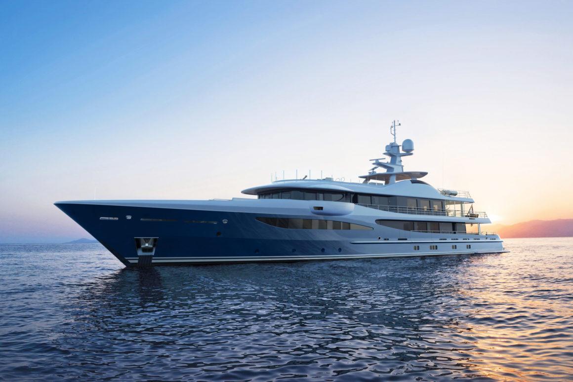 Czarter jachtu luksusowego Amels-180 w Cannes