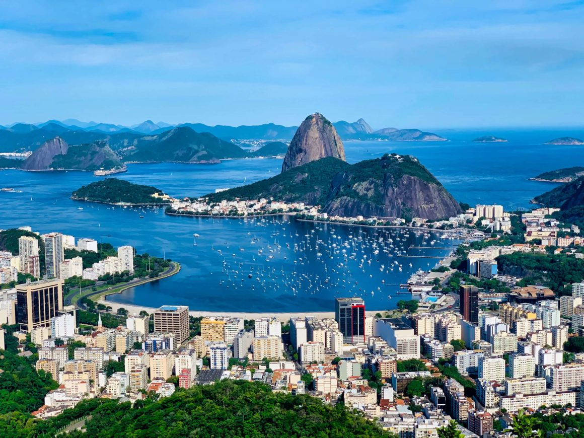 Brazylia - 5 nowych destynacji na żagle w 2021