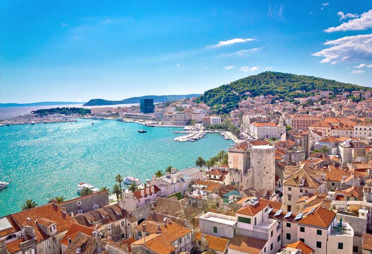 Dni wolne w 2021 - Chorwacja, Split