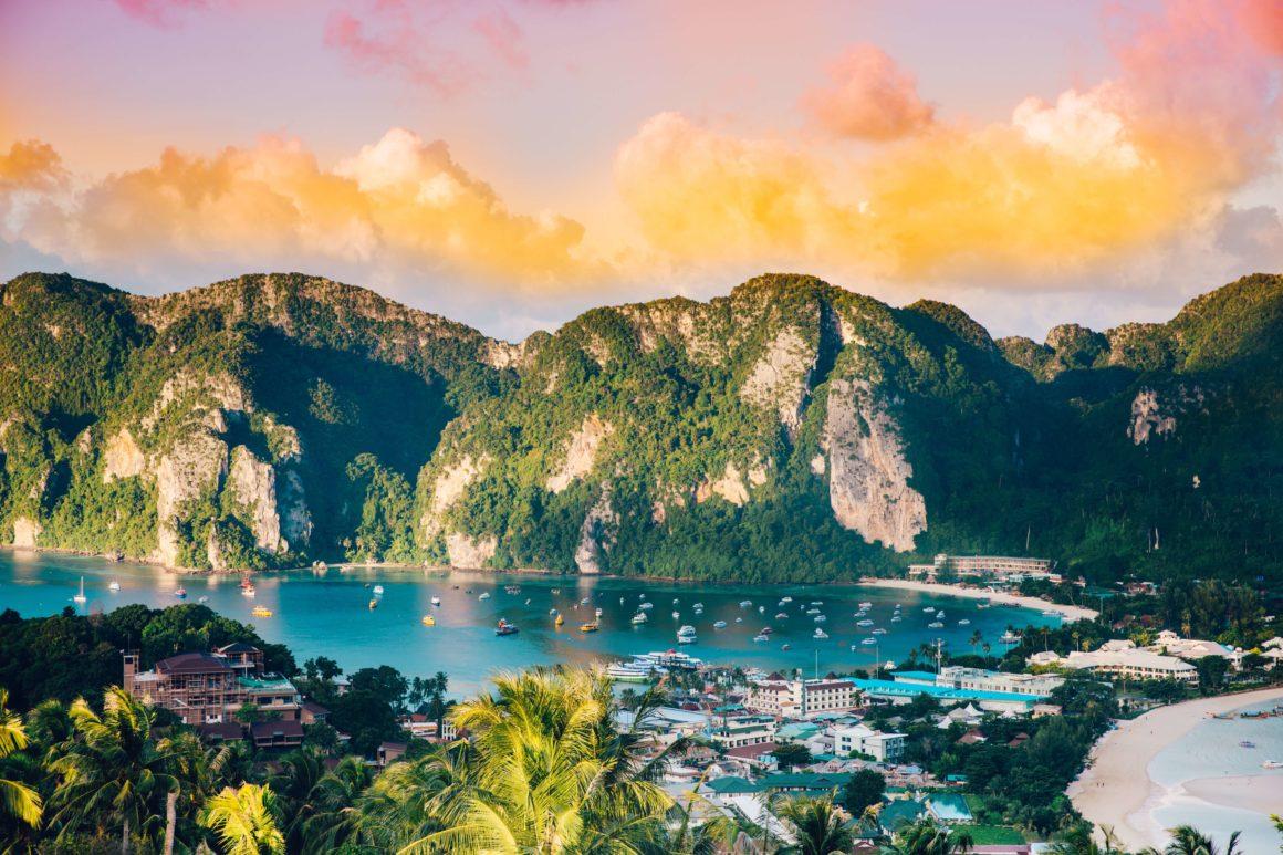 czarter jachtów w Tajlandii