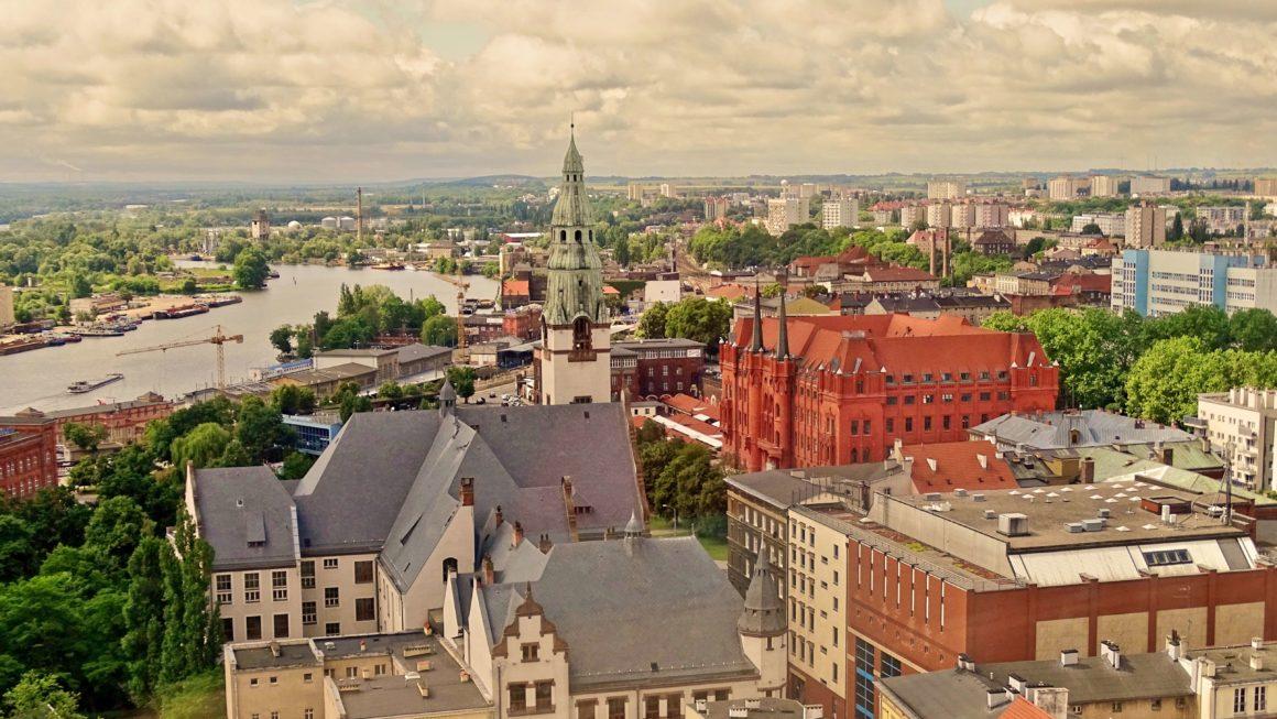 wielkanocny rejs w Szczecinie