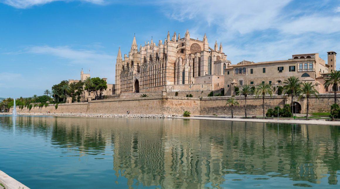 przewodnik po Majorce Katedra La Seu