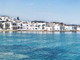 czarter jachtów Paros