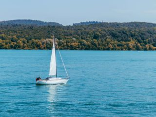 szlaki żeglarskie Mazur