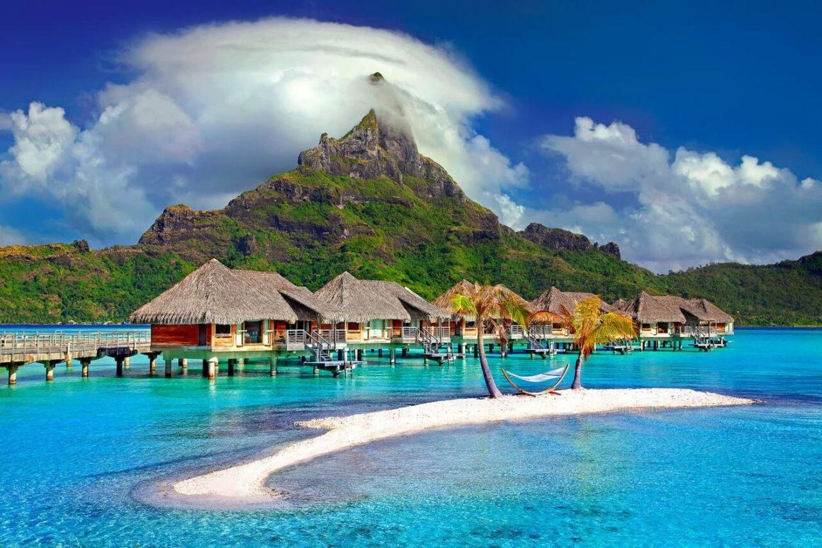 Najpiękniejsze wyspy na świecie Polinezja Francuska