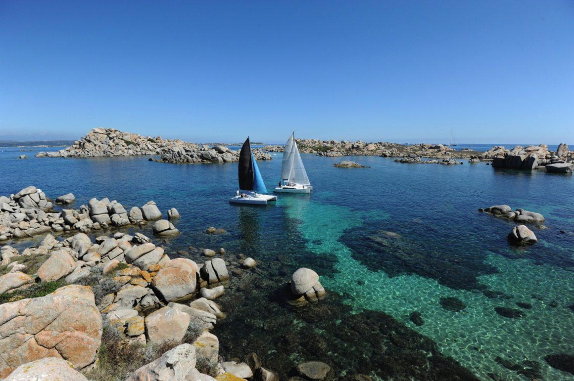 Wyspy Lavezzi na Korsyce